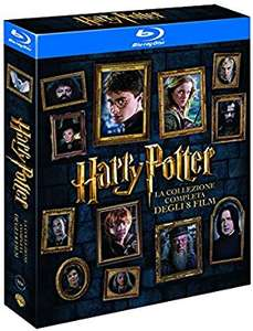 Amazon.es - Blu-Ray * Harry Potter - Die Komplettbox - The Complete Collection Box- ITALIA Version