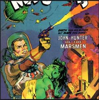 Golden Age of Comic Books kostenlos herunterladen [digital comic museum]
