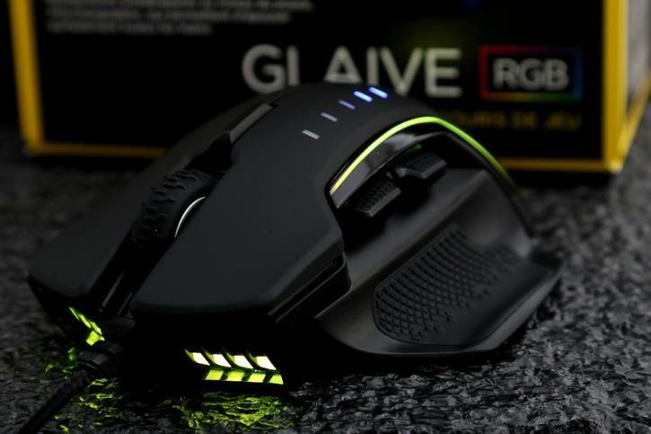 Gaming Maus Corsair GLAIVE RGB für 55,90€, Corsair M55 Pro für 52€, Roccat Nyth für 69,99€ & Gaming Mauspads ab 19,99€ [Amazon]