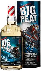 [Amazon Prime] Whisky Dealz pre Cyberweek - Big Peat Xmas Edition 2015 natural cask strength (vetted Malt) und mehr