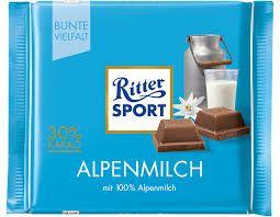 0,50€ Cashback auf Ritter Sport Schokolade@Marktguru App