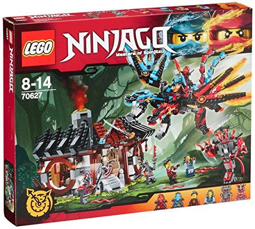 [Amazon.de oder Toys´r´us] Lego Ninjago Drachenschmiede 70627 für 49,98 Euro