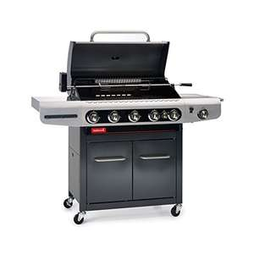 [Amazon-Deal] Barbecook Siesta 612 Gasgrill mit Kochplatte und Spieß