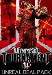 Unreal Deal Pack (Unreal 2: The Awakening + Unreal Gold + Unreal Tournament 2004 + Unreal Tournament 3 + Unreal Tournament: GOTY-Edition) (Steam) für 2,43€ [Gamersgate]
