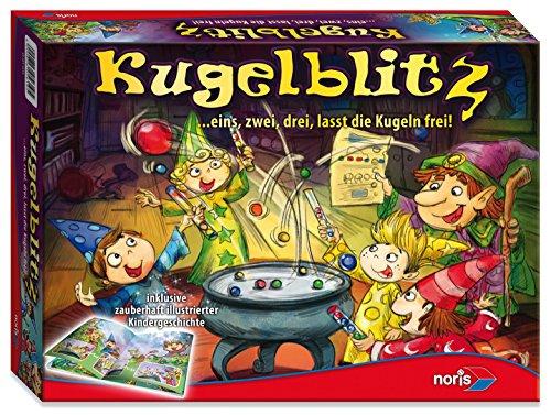 Kinderspiel 'Kugelblitz' von Noris Spiele für Kinder ab 3