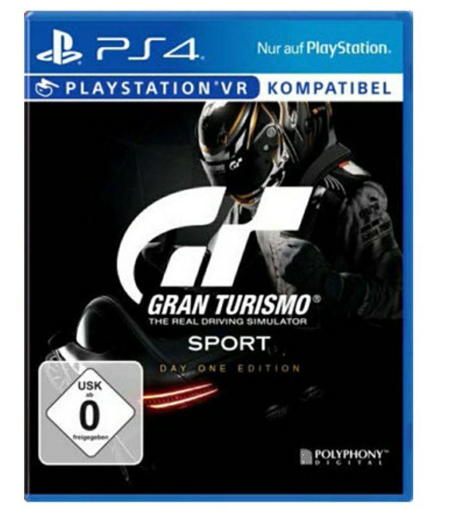Gran Turismo Sport Plus Ed.