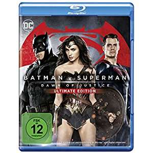Warner Gutschein Kombination: 7 Blu-ray Filme für 32,25€ (Amazon)