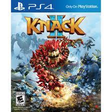 PS4 Knack 2 bei Gamesflat für 14,99€ zzgl. 5,99€