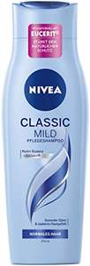 Nivea Haar-Pflegeshampoo 18er Pack ( 18x 250 ml ) für 16,37€ (Amazon)