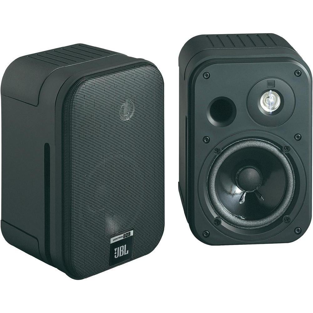 JBL Control One Studio-Kompaktmonitor [refurbished] Schwarz/Silber für 49,49€ inkl. Versand [JBL Outlet] [eBay]