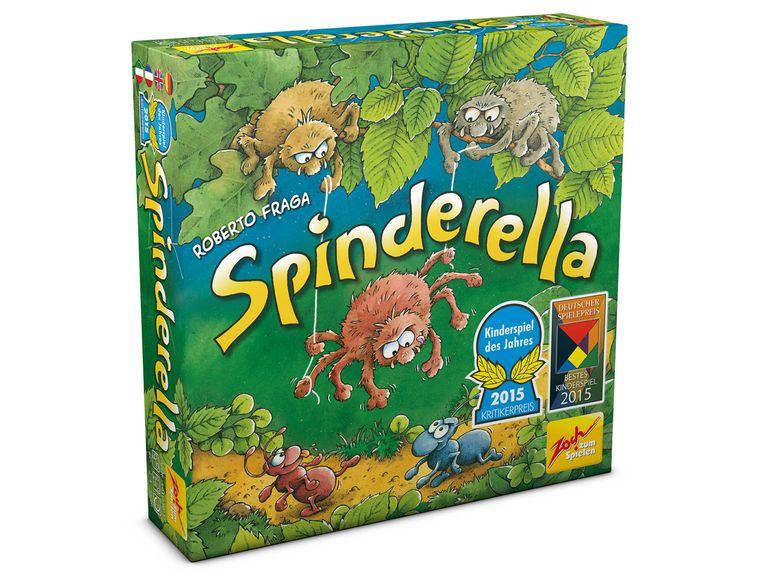 """[LIDL 12-14 Uhr] mit Gutscheincode """"Sparen"""" Kleine Spielesammlung zum Bestpreis, Zoch Gesellschaftsspiel Spinderella 14,99 (Idealo: 19,99), Scotland Yard 14,99 (Idealo: 20,47) und Playtive Junior Lernbox 3,99"""