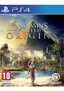 Assassin's Creed: Origins (PS4) für 47,75€ (SimplyGames)