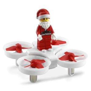 [ Gearbest ] JJRC H67 Flying Santa Claus Quadcopter