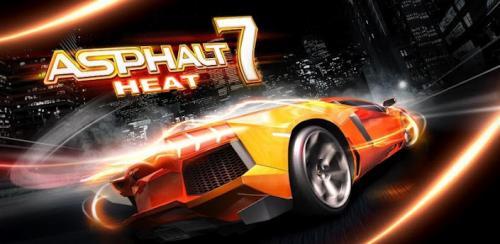 Asphalt 7: Heat von Gameloft im Google Play Store/ iTunes