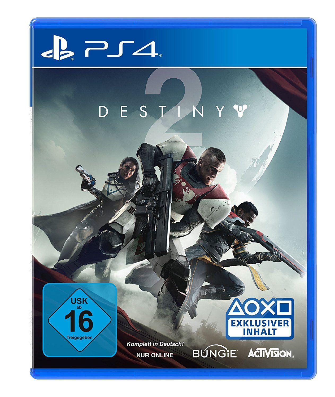 Destiny 2 PS4 für 39,99€ inkl. Versand [Amazon]