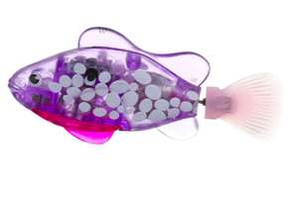 Robo-Fisch für die Badewanne