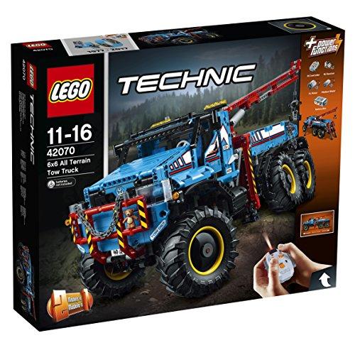 LEGO Technic 42070 - Allrad-Abschleppwagen für 161,77€ [amazon.co.uk]