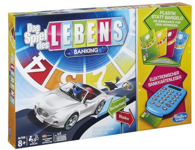 [ROFU Egelsbach] Spiel des Lebens Banking für nur 19,99€