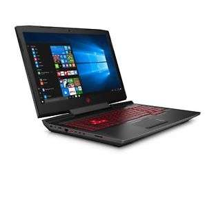 [Cyberport@ebay] OMEN by HP 17-an029ng Notebook i7-7700HQ Full HD SSD GeForce 1050Ti Windows 10