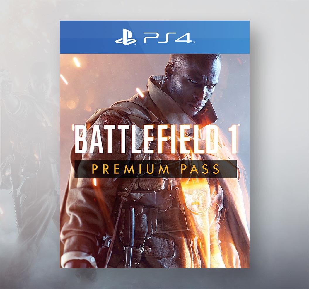 Battlefield 1 Premium Pass (PS4)
