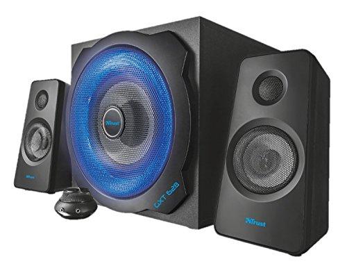 Trust GXT 628 2.1 Lautsprechersystem mit Subwoofer [Amazon]