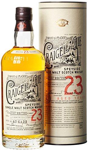 Craigellachie Single Malt Whisky 23 Jahre (1 x 0.7 l) @Amazon