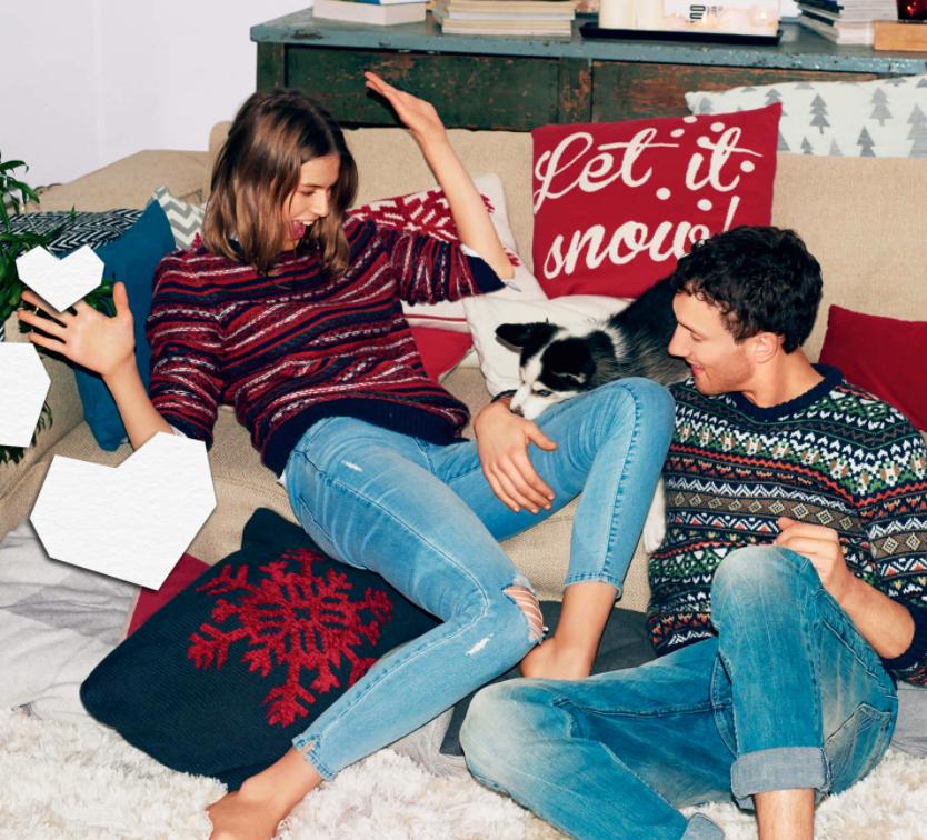 20% Rabatt auf (nicht reduzierten) Strick, Sweat, Pullover und Home & Living bei Tom Tailor