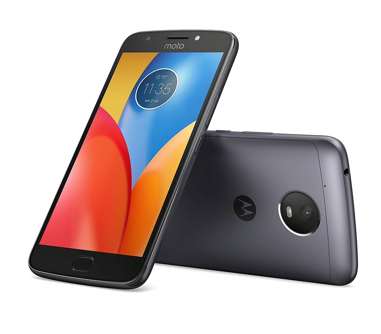 Motorola Moto E4 Plus Smartphone grau 13,97cm/5,5'' Zoll, 13MP Cam, 2 GB RAM,16GB,Dual-SIM, Android 7.1.1 inkl. Vsk für 135,43 € > [amazon.it]