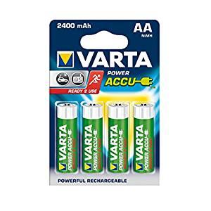 Varta Accu 2400mah 10x 4-er Pack
