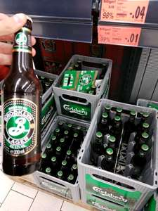 0,01€ Carlsberger Brooklyn Bier