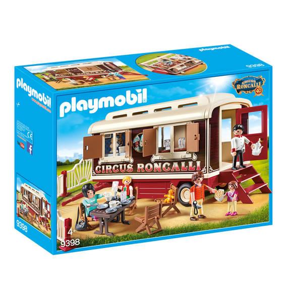 [Galeria Kaufhof] Playmobil 9398 Circus Roncalli Café Wagon für 34,99€