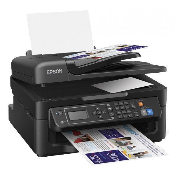 Epson WorkForce WF-2630WF Tintenstrahldrucker Multifunktionsgerät