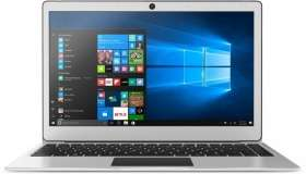 "[Comtech@Rakuten] TREKSTOR PRIMEBOOK P13, 33.8 cm (13.3"" Zoll Notebook), Full-HD-Display (IPS, touch), Intel Core M3-7Y30, 128 GB Festplatte, 4 GB RAM, Windows 10 Home, Silber"