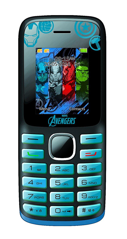 [Kaufland Cottbus, evtl. Bundesweit] Lexibook–GSM20AV–Avengers Handy, Dual SIM