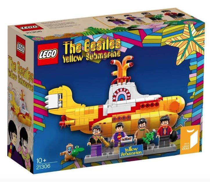 Lego The Beatles - Yellow Submarine (21306) *Update Pricedrop*