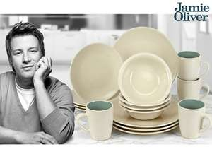 [IBOOD] Jamie Oliver 16-teiliges Tafelgeschirr-Set