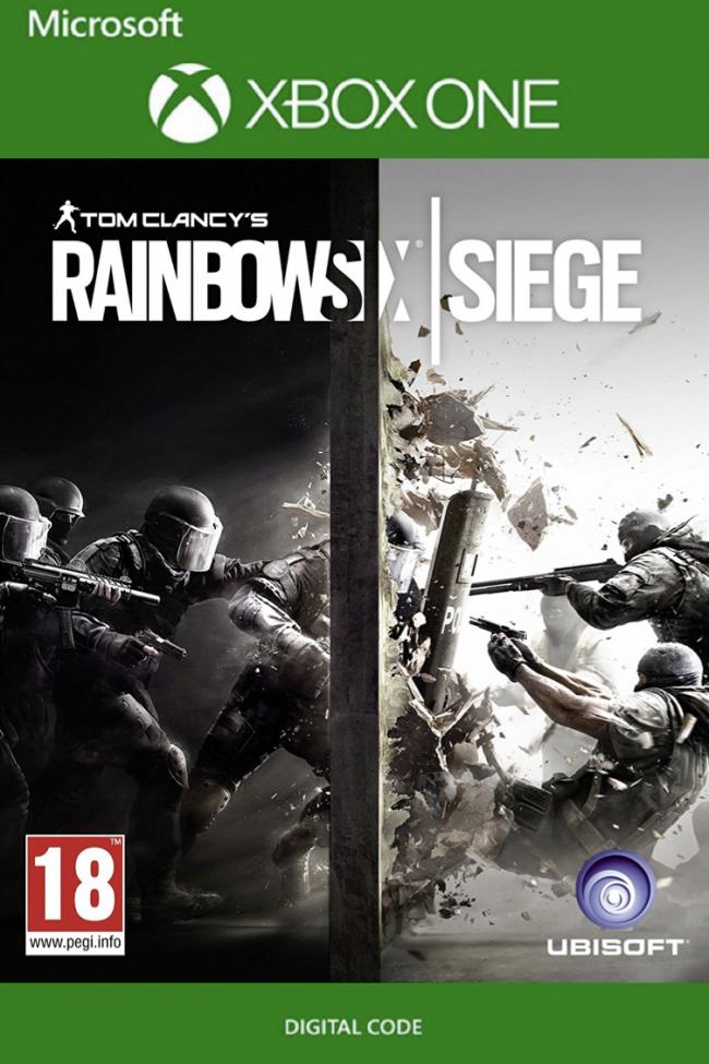Tom Clancy's Rainbow Six Siege (Xbox One Digital Code) für 10,08€ (CDKeys)