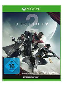 Destiny 2 - Standard Edition (Xbox One) für 39,99€ (Amazon + Müller)