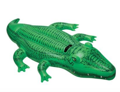 10% extra Rabatt auf Sale Artikel und kostenloser Versand bei [windeln.de] z.B. Intex Krokodil Schwimmtier für 4,36€ statt ca. 10€