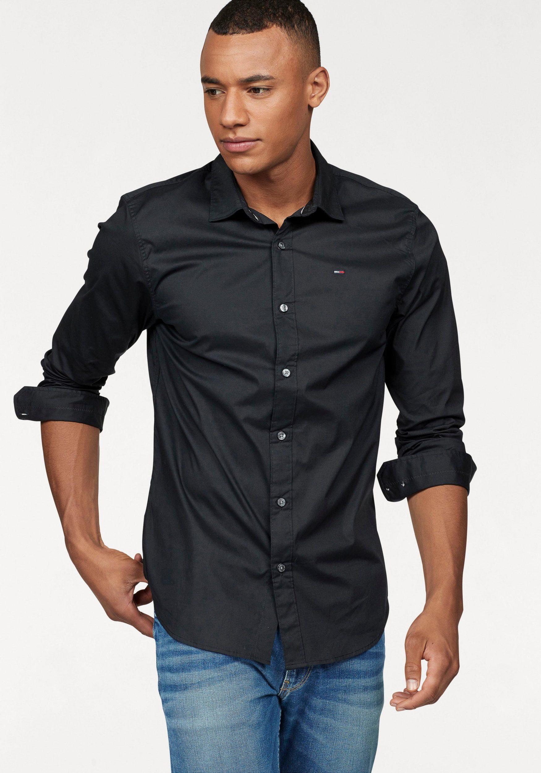 Hilfiger Denim Hemd »Sabim Shirt« in 3 Farben - Größen S-XXL [Otto 40,94€ + Amazon 34,99€]