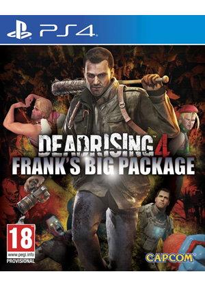 Dead Rising 4: Frank's Komplettpaket (PS4) für 34,18€ (Base.com)