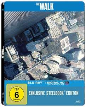 The Walk - Exklusive Steelbook Edition (Blu-ray) für 7,98€ (Alphamovies)
