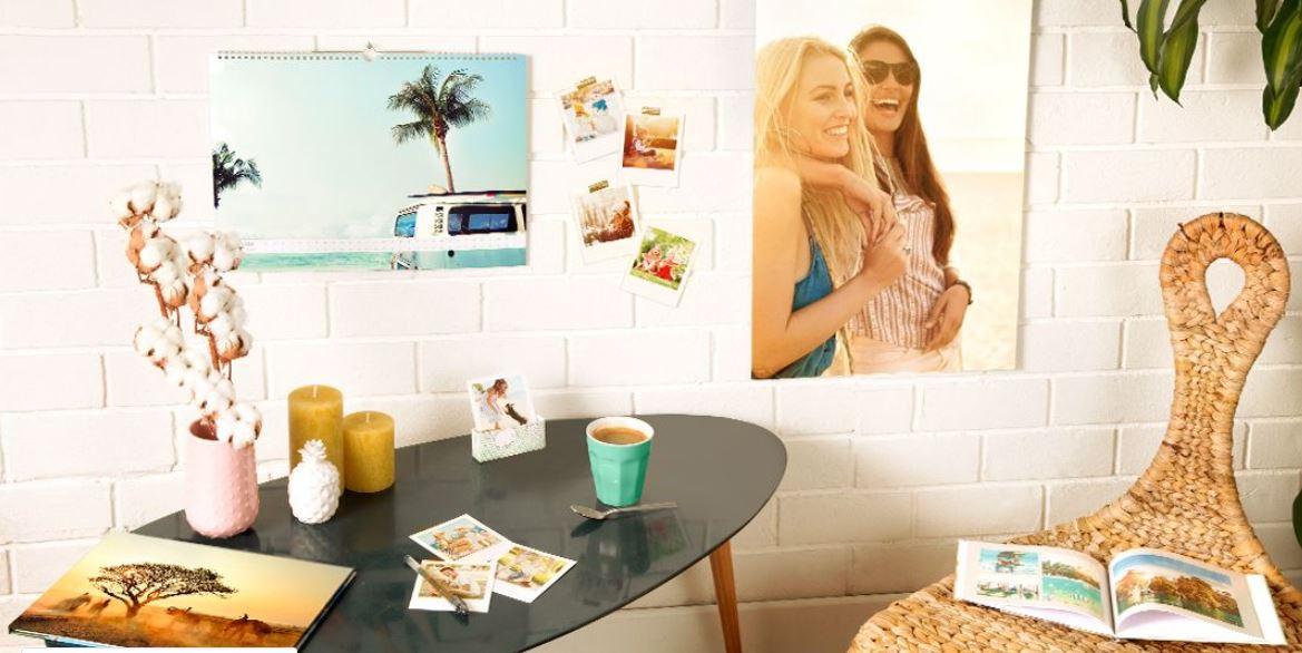 bis zu 64% off, personalisierbare Kalender, Fotobücher, Poster, Jahresplaner, Wandbilder und viele Produkte mehr von myphotobook.de auf Vente Privee zum Top-Preis