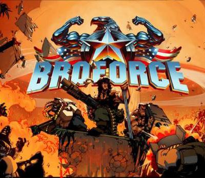 Broforce für brotastische 3,49 Euro auf Steam