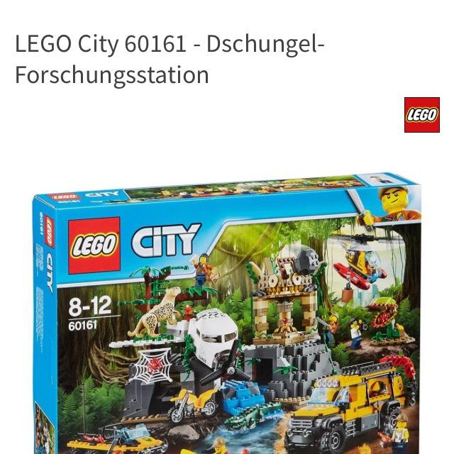 LEGO City 60161 Dschungel-Forschungsstation