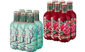 AriZona Iced Tea 9 l für 7,99 € (0,89 € pro Liter) bei Netto MD