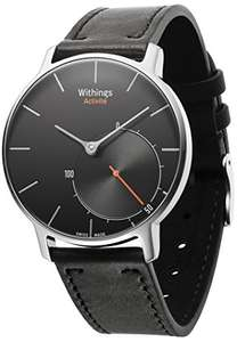 Withings Activité Sapphire - Smartwatch mit Aktivitäts- und Schlaftracker - Schweizer Fabrikat