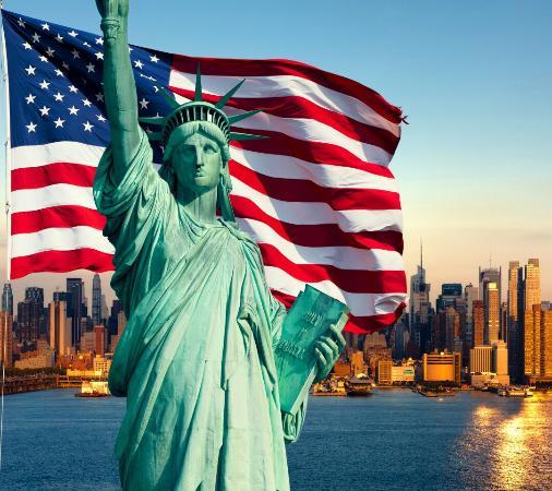 Hin und Rückflug: Kopenhagen -> New York ab 191€