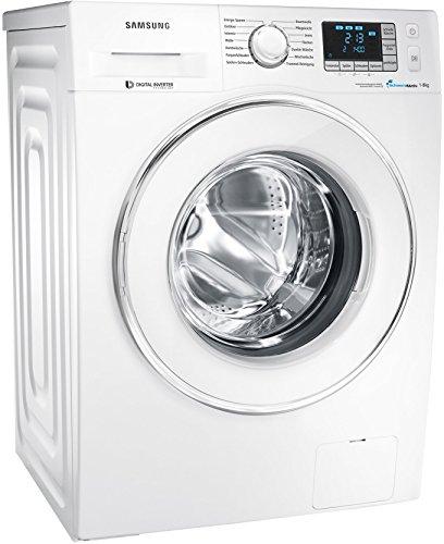 Samsung WF82F5E5P4W Waschmaschine / 8 kg / A+++ / 1400 UpM / ECO Trommelreinigung