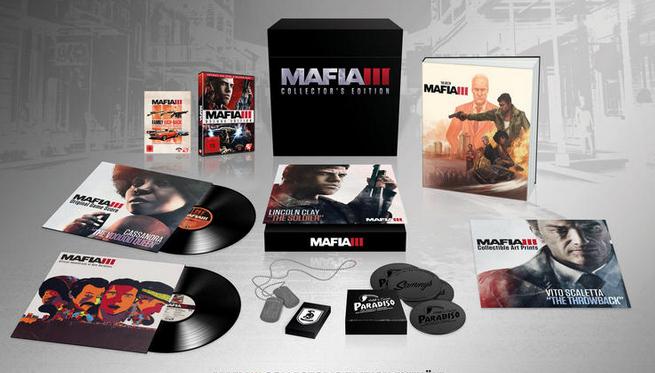 Mafia III Collectors Edition (PC) für 34,96€